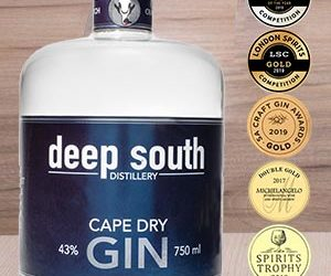 Deep South Cape Dry Gin