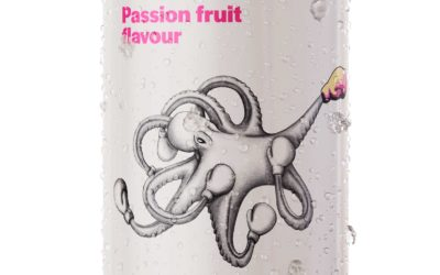 Twisted Sparkles – Passion Fruit